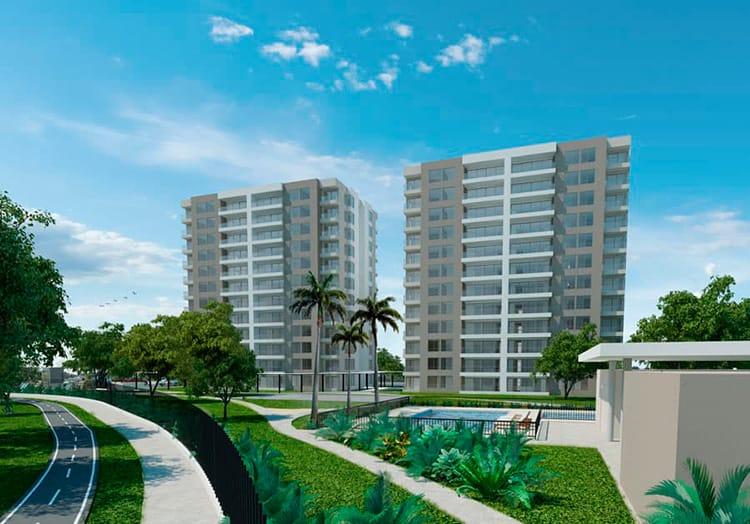 Miralagos apartamentos en jamundi